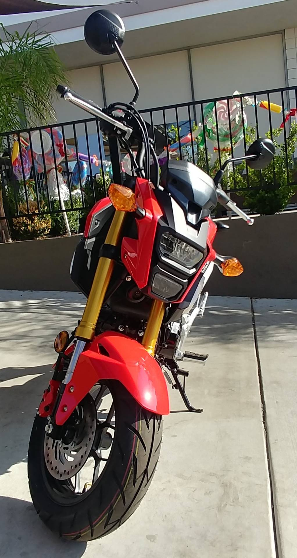 2019 Honda Grom in Ontario, California - Photo 5