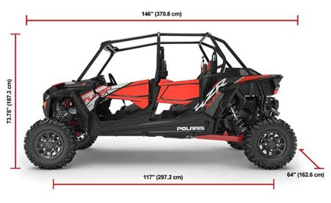 2018 Polaris RZR4XPTURBO DYNAMIX in Ontario, California