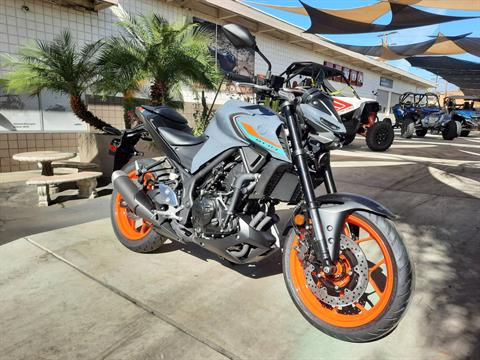 2021 Yamaha MT-03 in Ontario, California - Photo 7