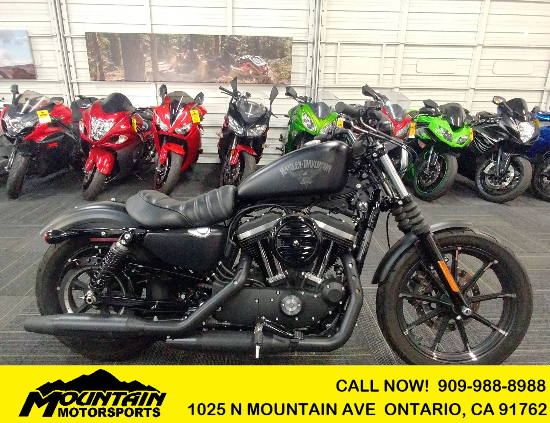 2016 Harley-Davidson Iron 883™ in Ontario, California