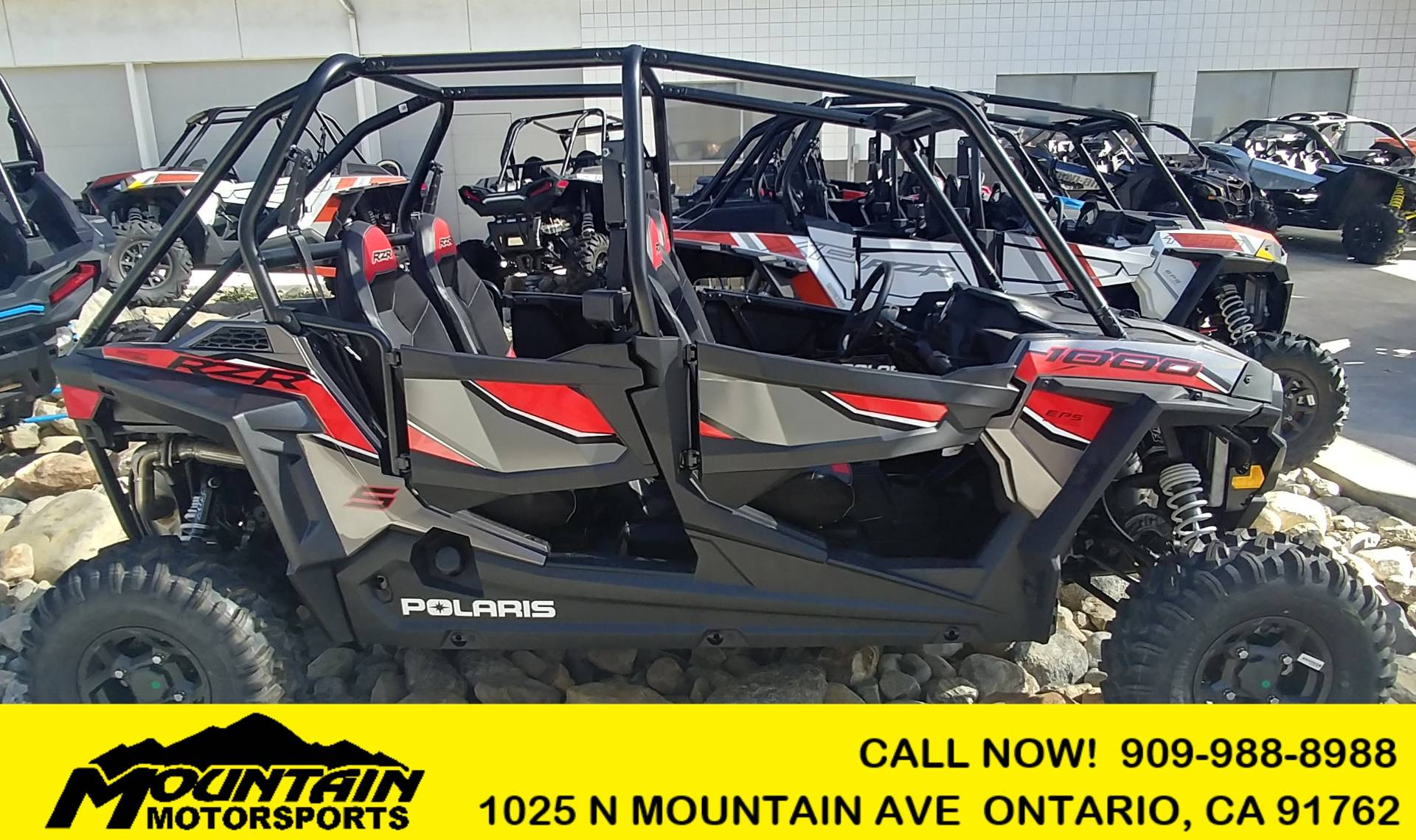 2019 Polaris RZR S4 1000 EPS in Ontario, California - Photo 1