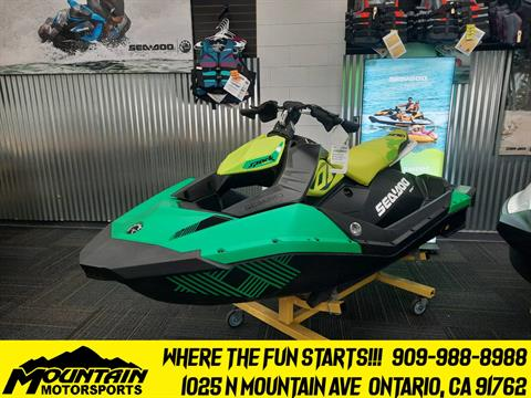 2021 Sea-Doo Spark Trixx 3up iBR in Ontario, California - Photo 1