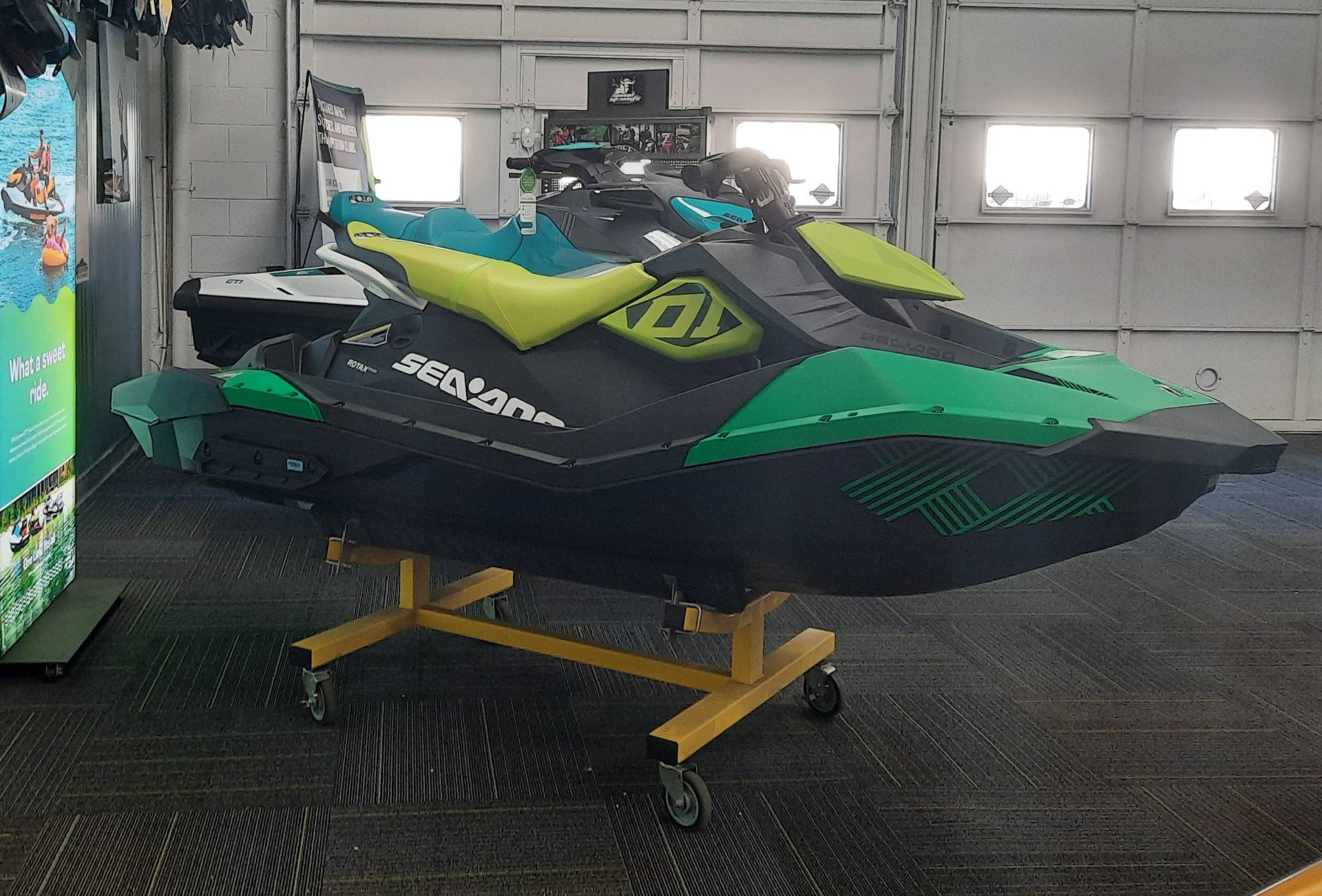 2021 Sea-Doo Spark Trixx 3up iBR in Ontario, California - Photo 10