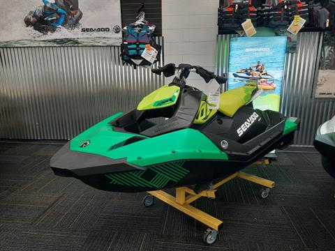 2021 Sea-Doo Spark Trixx 3up iBR in Ontario, California - Photo 4