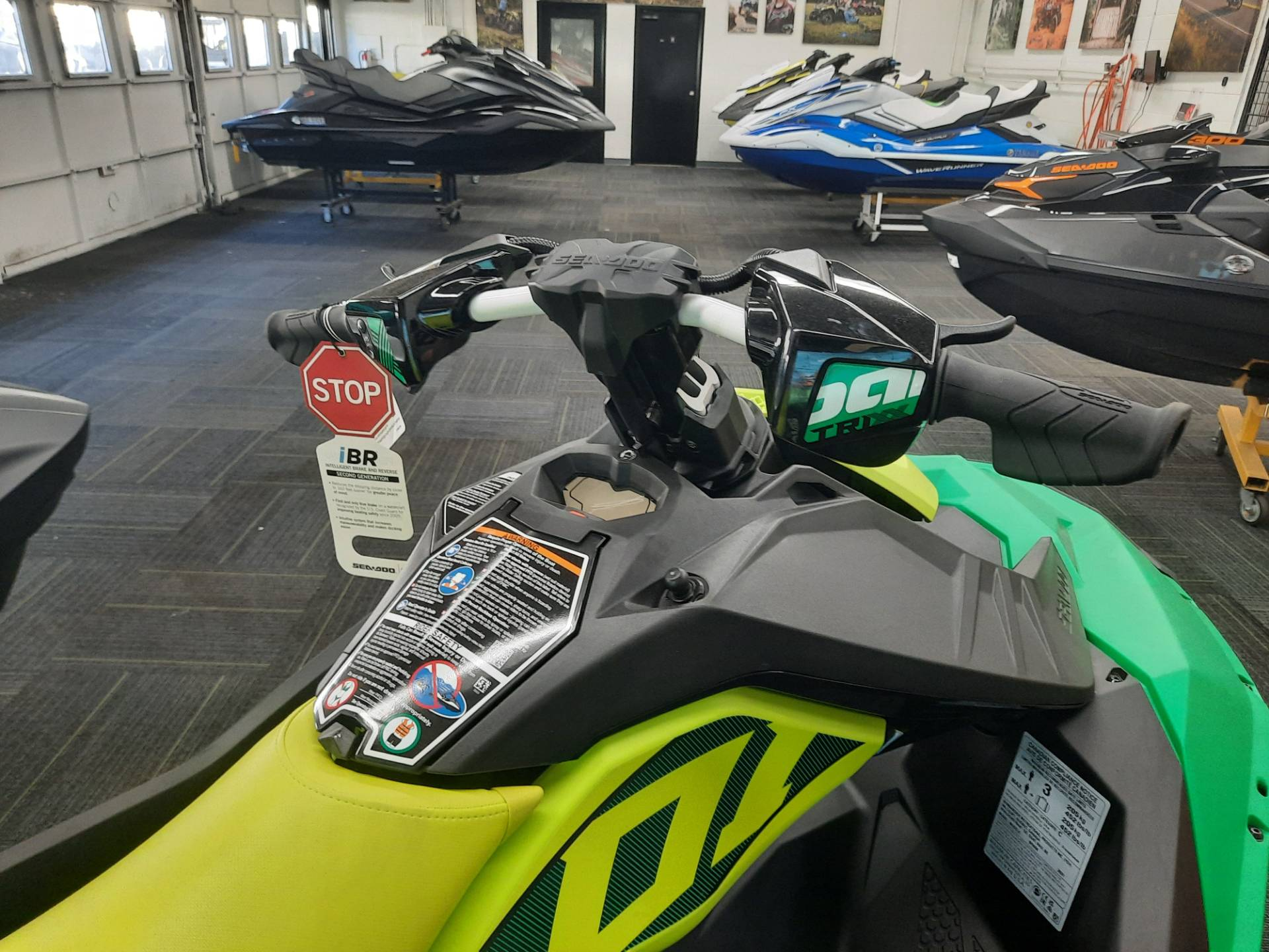2021 Sea-Doo Spark Trixx 3up iBR in Ontario, California - Photo 5