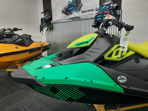 2021 Sea-Doo Spark Trixx 3up iBR in Ontario, California - Photo 8