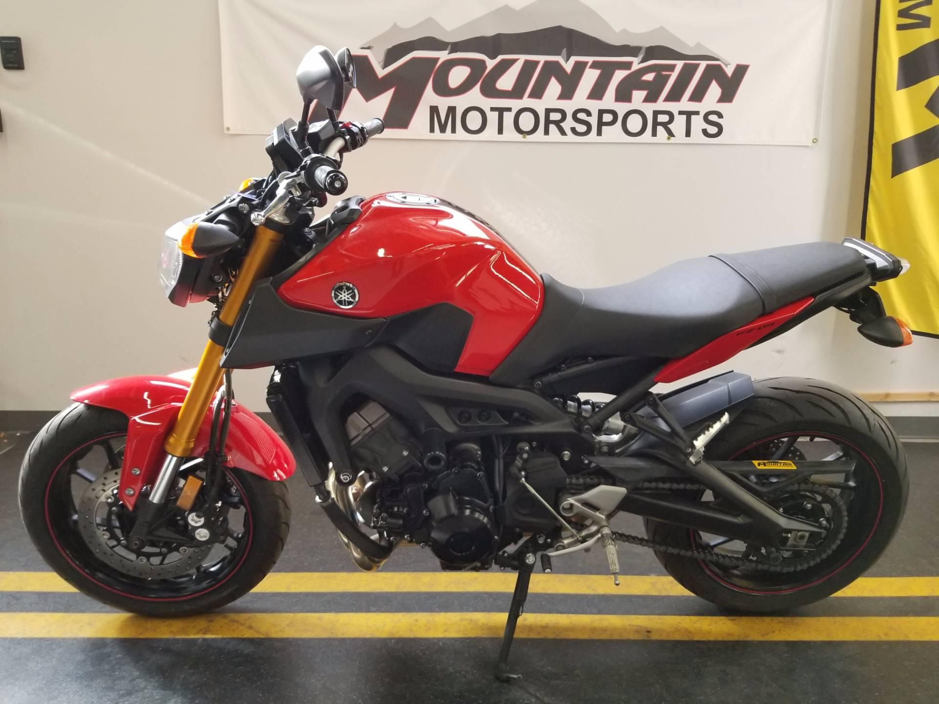 2014 Yamaha FZ-09 for sale 90456