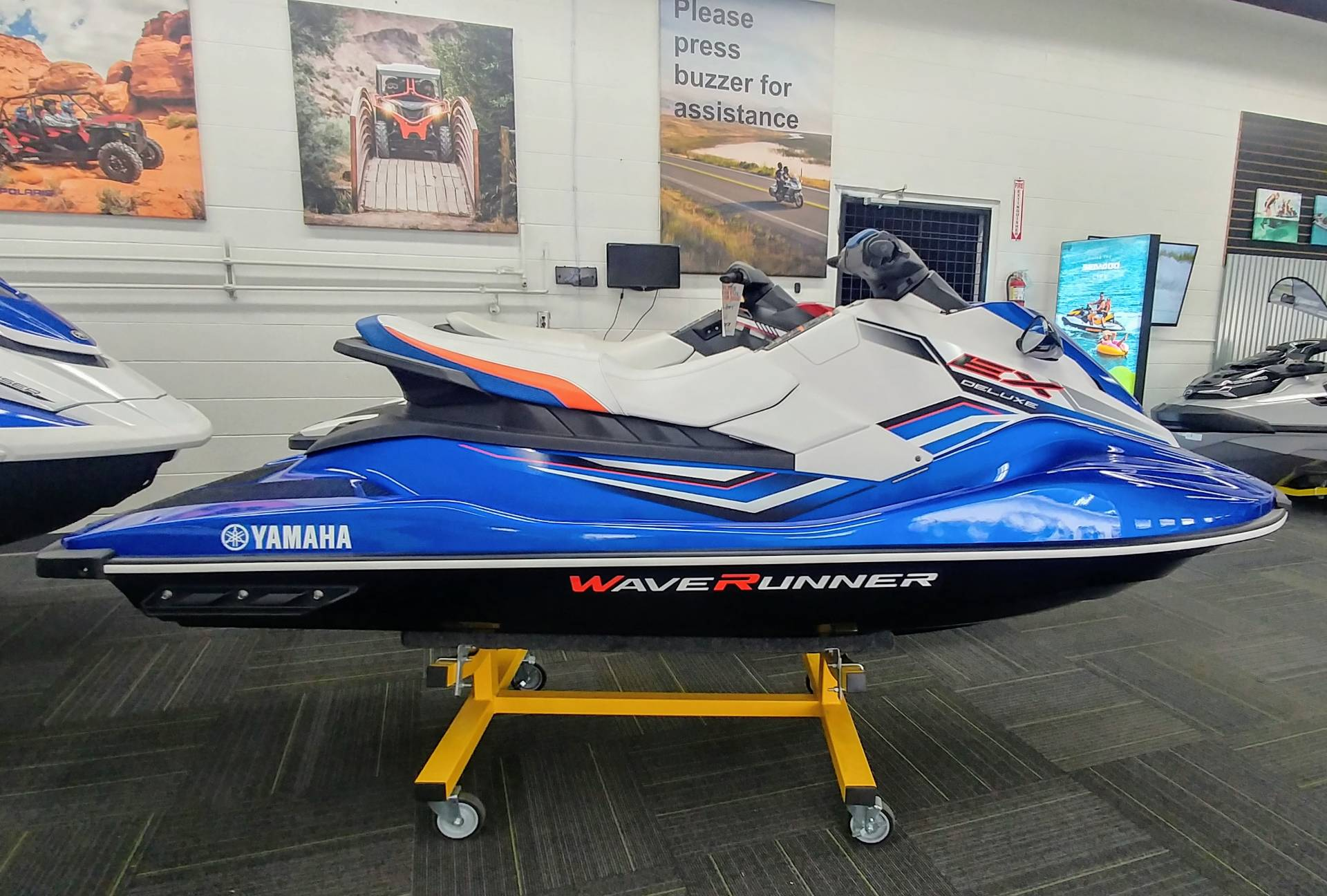 2019 Yamaha EX Deluxe in Ontario, California - Photo 2