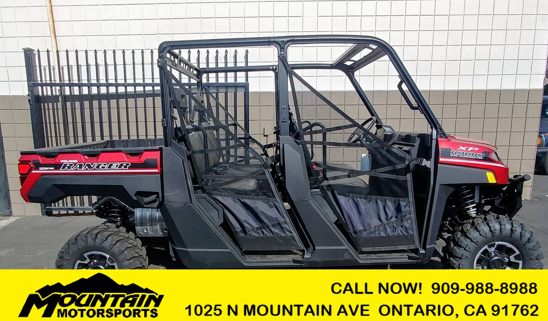 2019 Polaris Ranger Crew XP 1000 EPS Premium for sale 11467