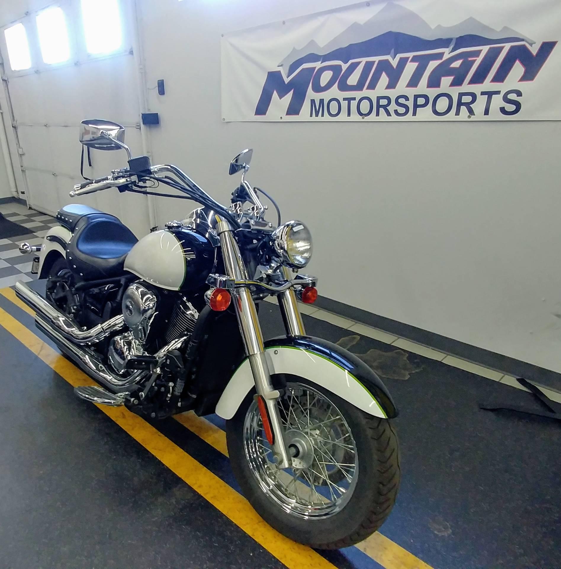 Used 2015 Kawasaki Vulcan 900 Classic Lt Motorcycles In Ontario