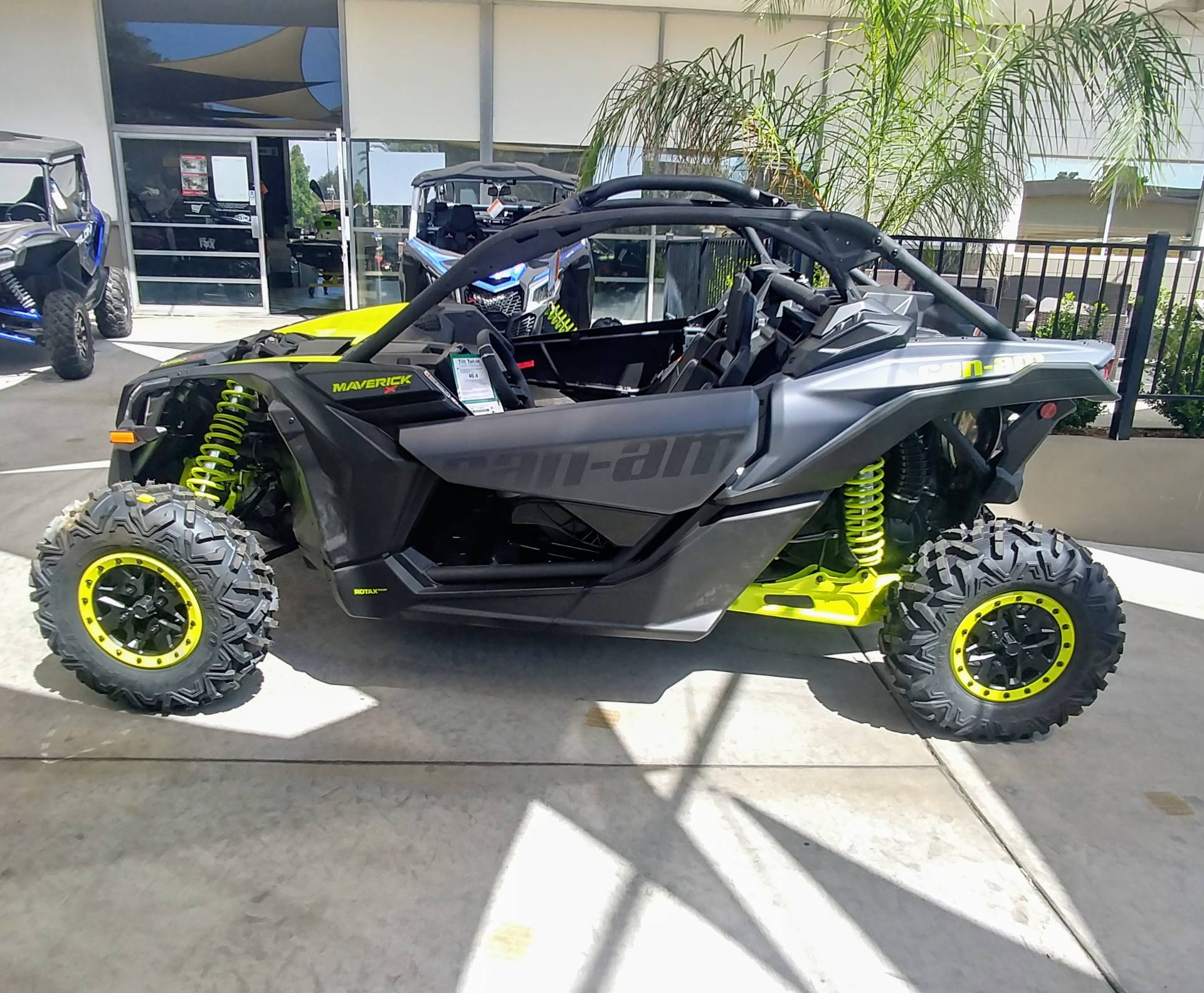 2020 Can-Am Maverick X3 X DS Turbo RR in Ontario, California - Photo 7