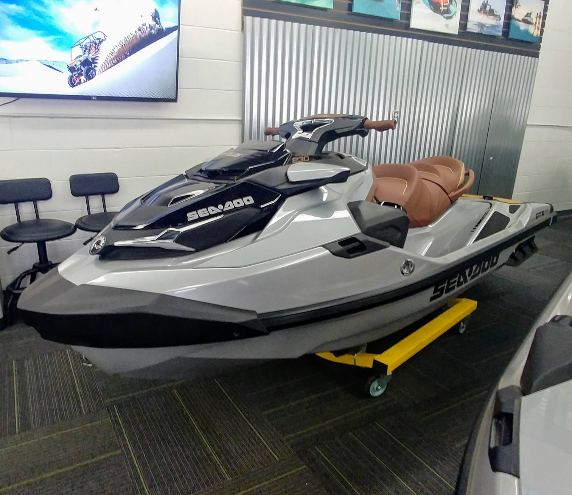 2019 Sea-Doo GTX Limited 230 + Sound System in Ontario, California - Photo 5