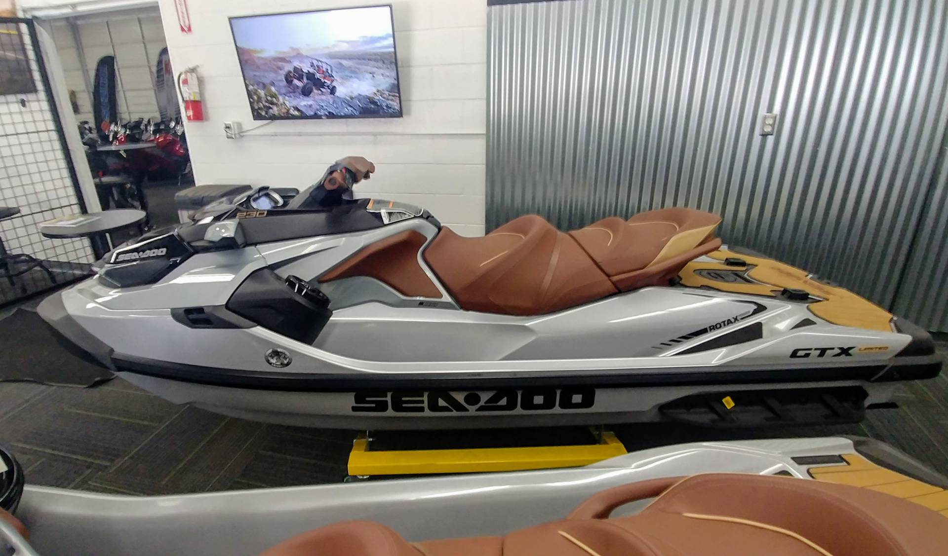 2019 Sea-Doo GTX Limited 230 + Sound System in Ontario, California - Photo 6