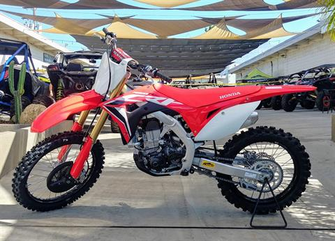 2020 Honda CRF450R in Ontario, California - Photo 2