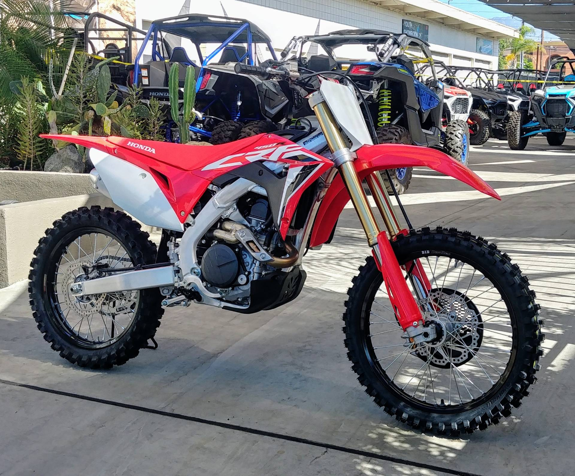 2020 Honda CRF450R in Ontario, California - Photo 5
