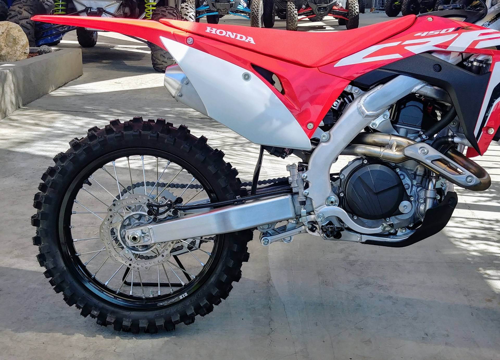 2020 Honda CRF450R in Ontario, California - Photo 8