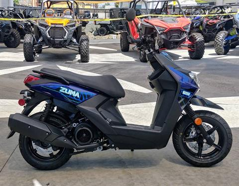 2020 Yamaha Zuma 125 in Ontario, California - Photo 4