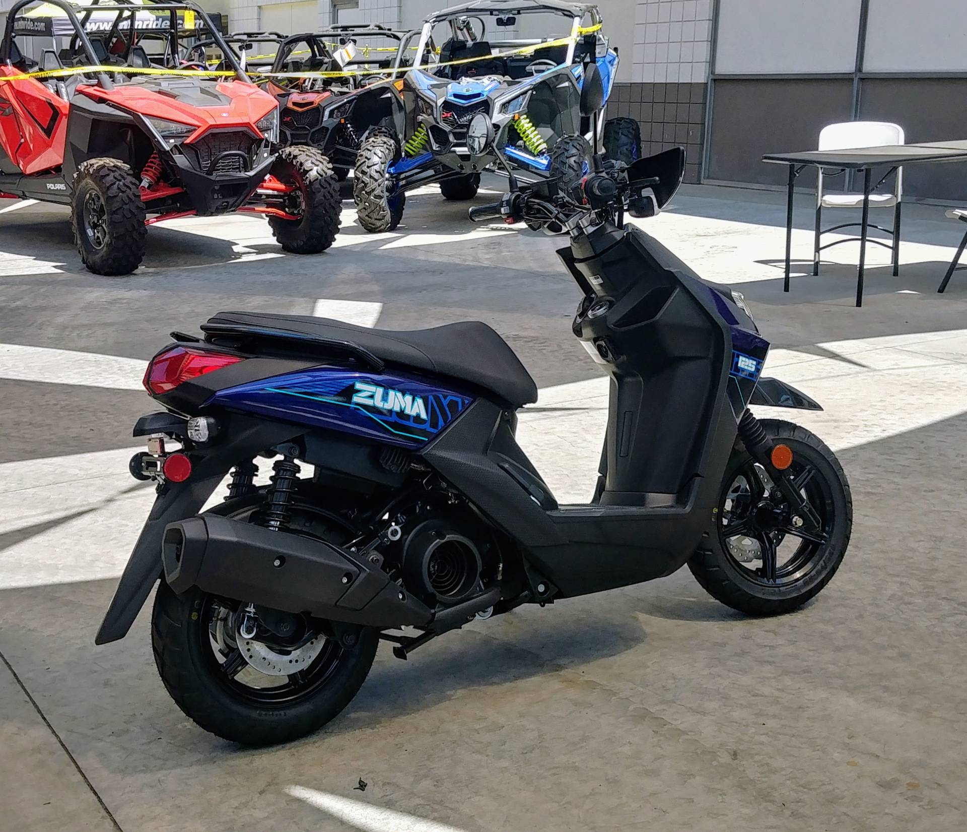 2020 Yamaha Zuma 125 in Ontario, California - Photo 5