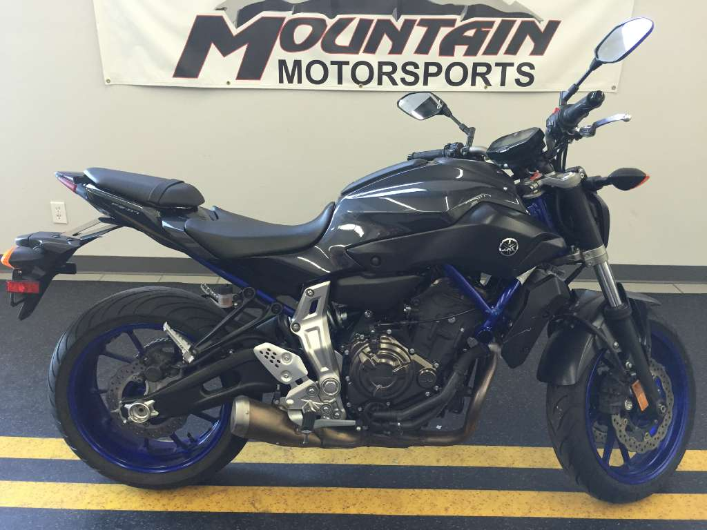 2015 Yamaha FZ-07 for sale 17468