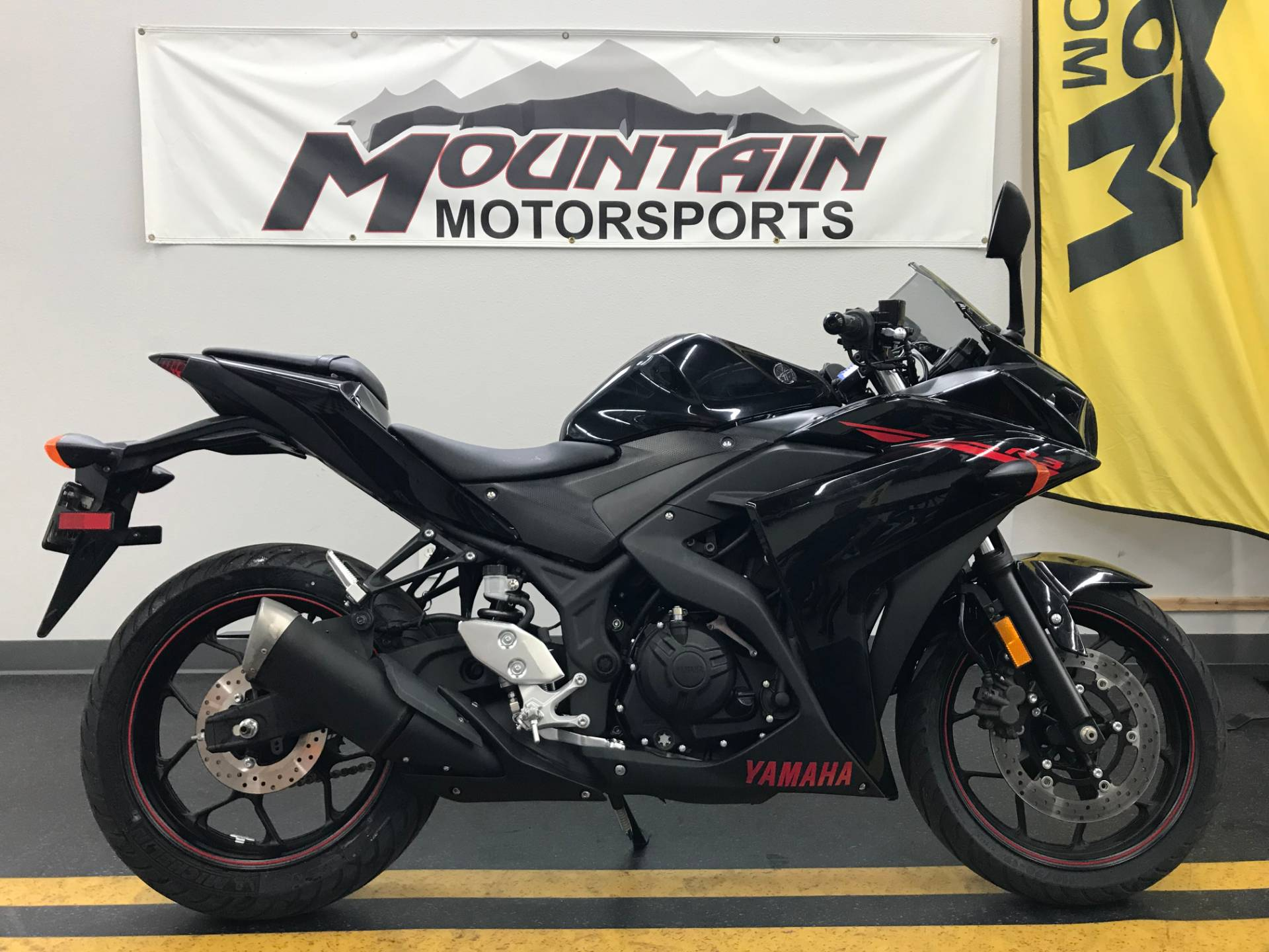 2015 Yamaha YZF-R3 for sale 87837