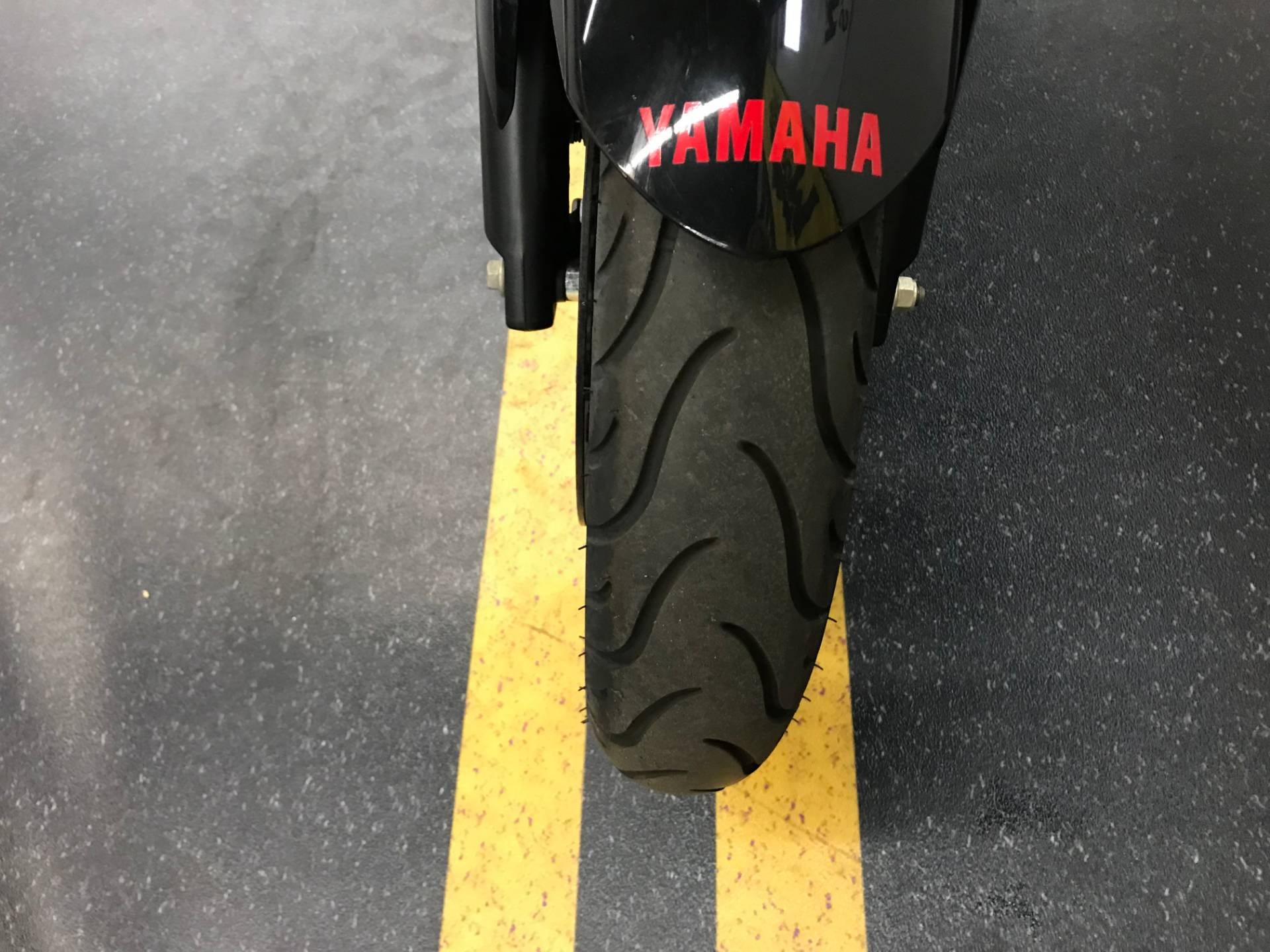 2015 Yamaha YZF-R3 6