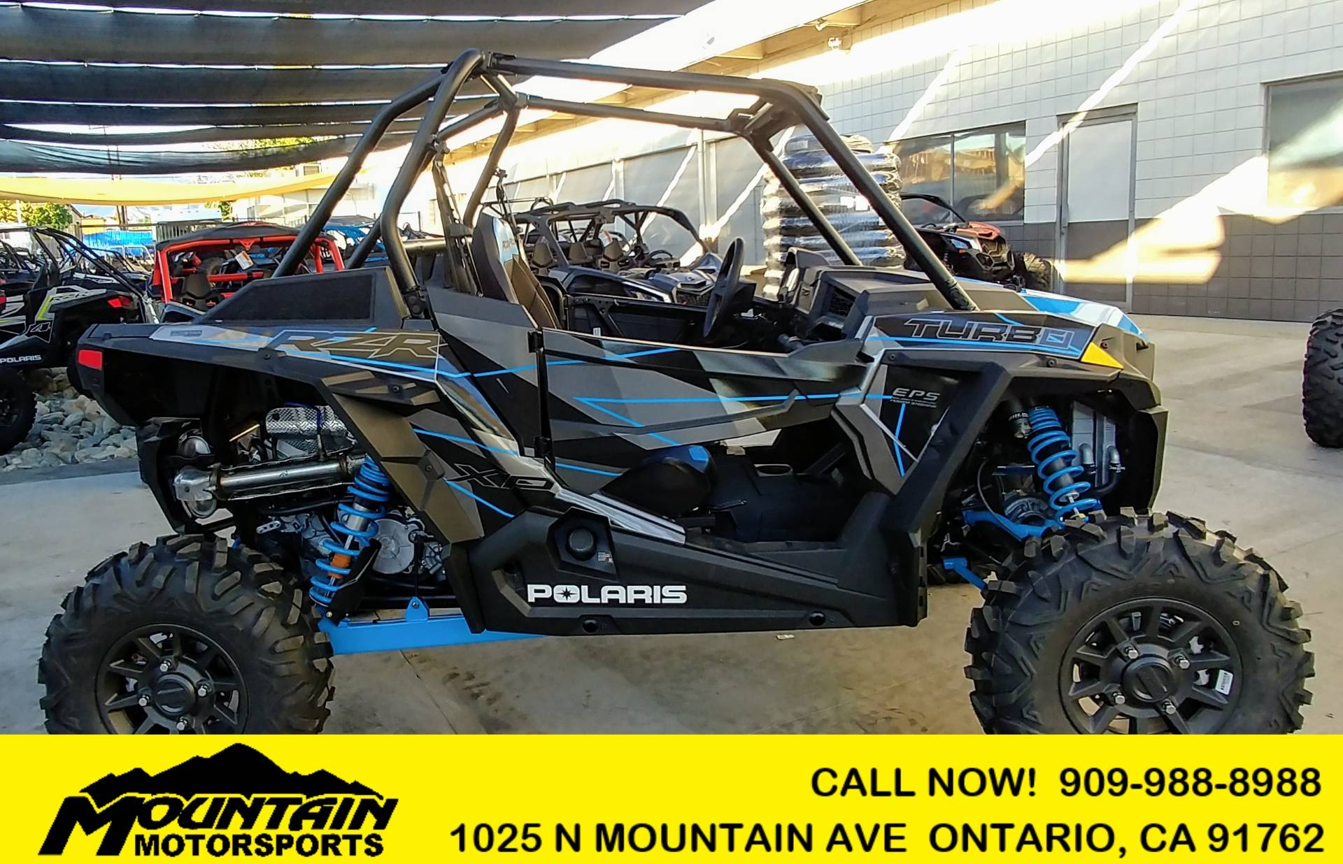 2019 Polaris RZR XP Turbo in Ontario, California - Photo 1