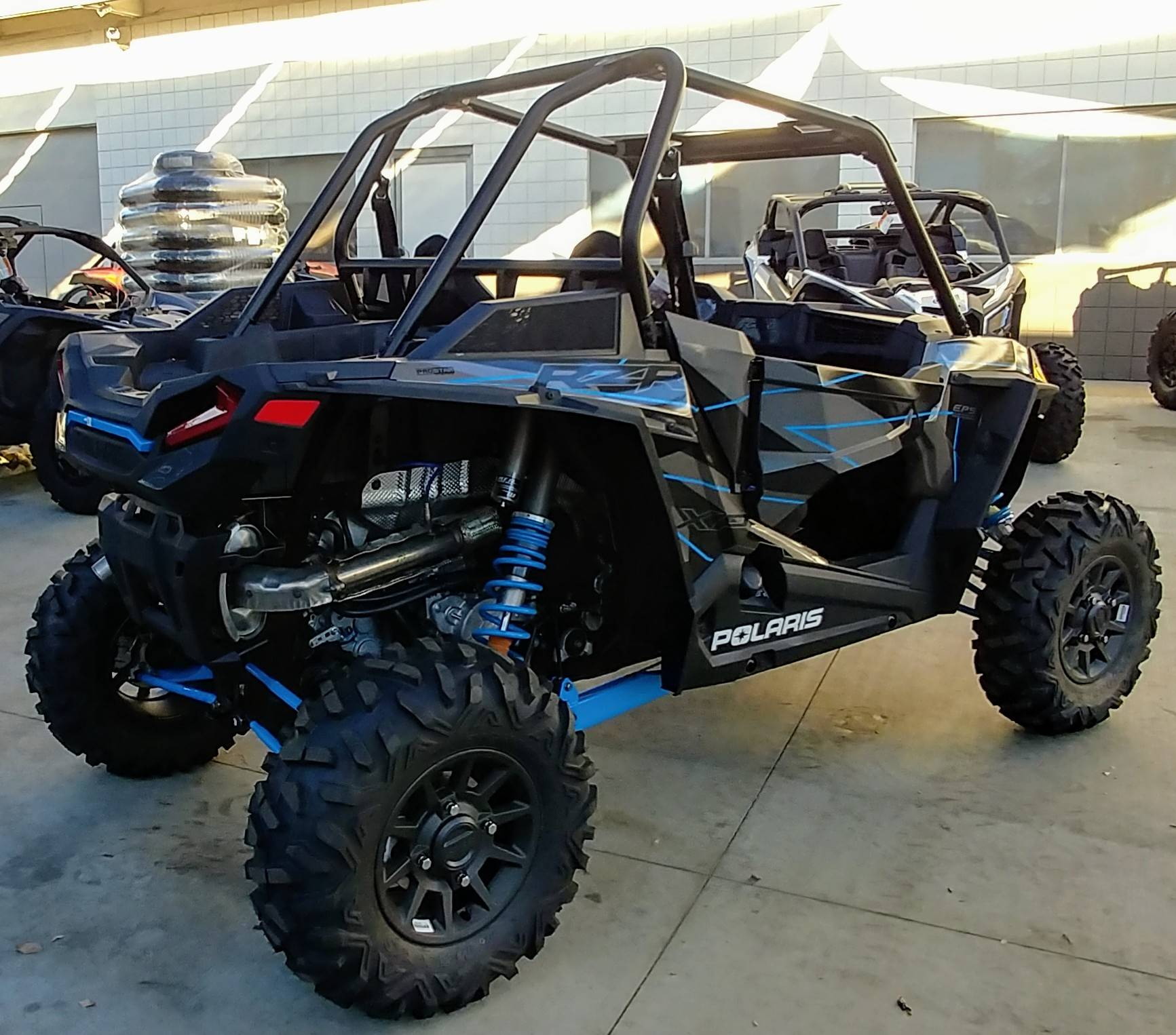 2019 Polaris RZR XP Turbo in Ontario, California - Photo 4