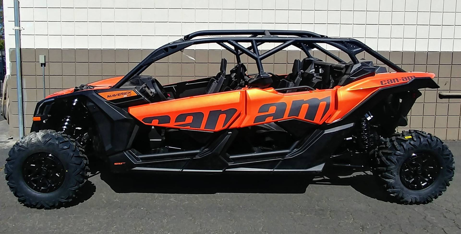 2019 Can-Am™ Maverick X3 Max X ds Turbo R 2