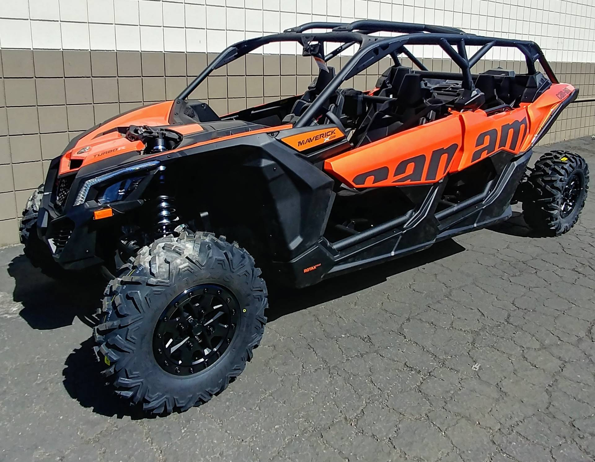 2019 Can-Am™ Maverick X3 Max X ds Turbo R 3