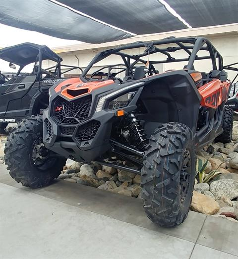 2019 Can-Am Maverick X3 Max X ds Turbo R in Ontario, California - Photo 7