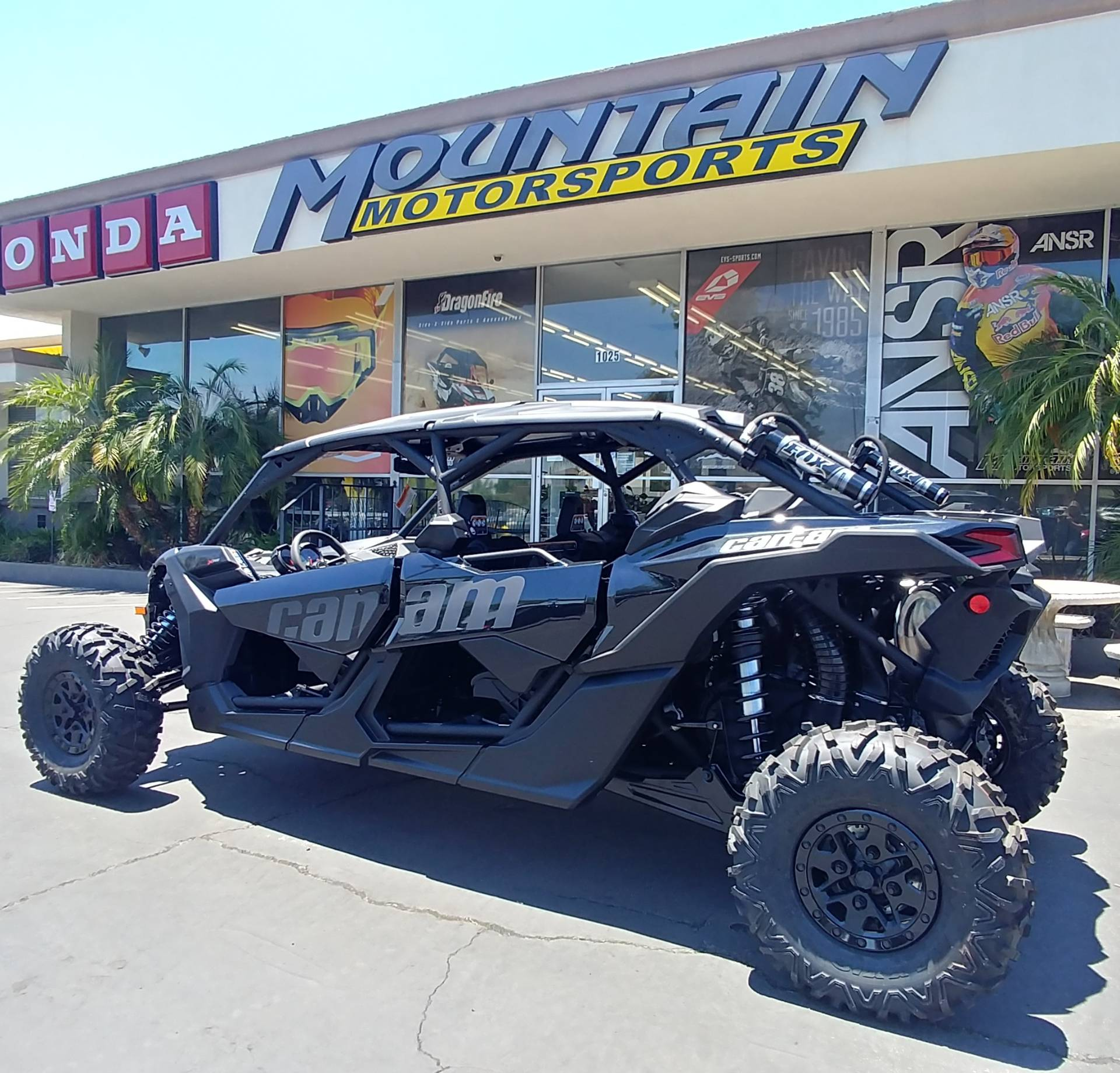 2019 Can-Am Maverick X3 Max X rs Turbo R in Ontario, California - Photo 8
