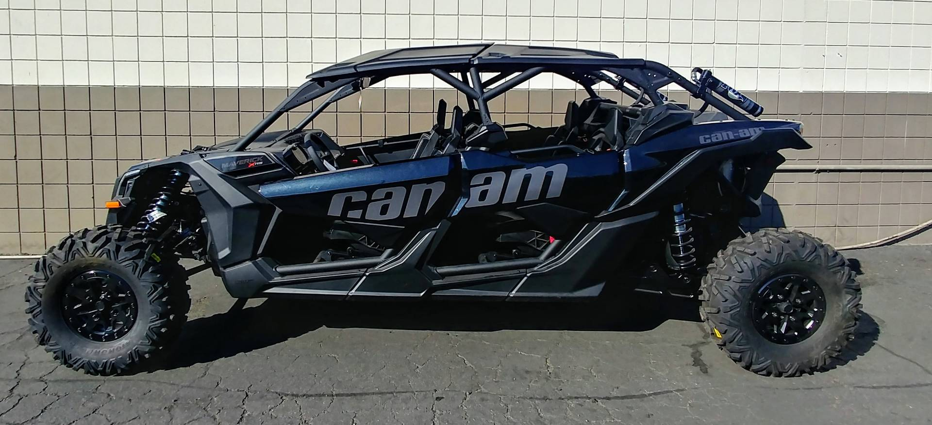2019 Can-Am� Maverick X3 Max X rs Turbo R 2