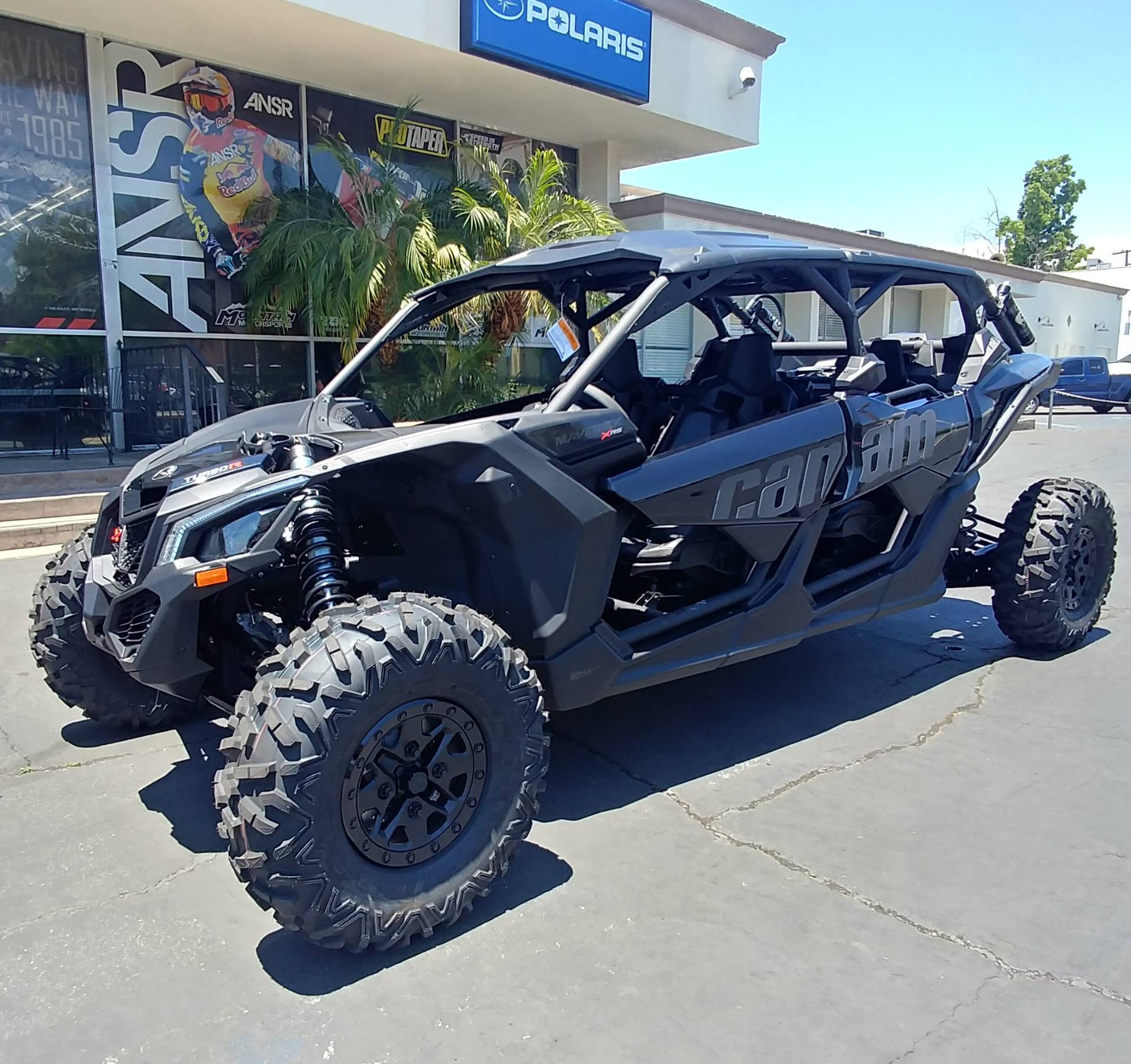 2019 Can-Am Maverick X3 Max X rs Turbo R in Ontario, California - Photo 7
