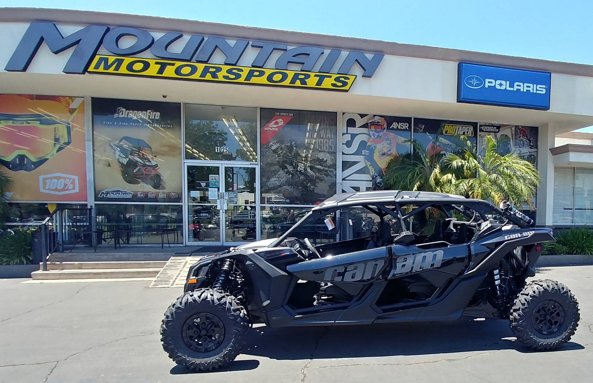 2019 Can-Am� Maverick X3 Max X rs Turbo R 6