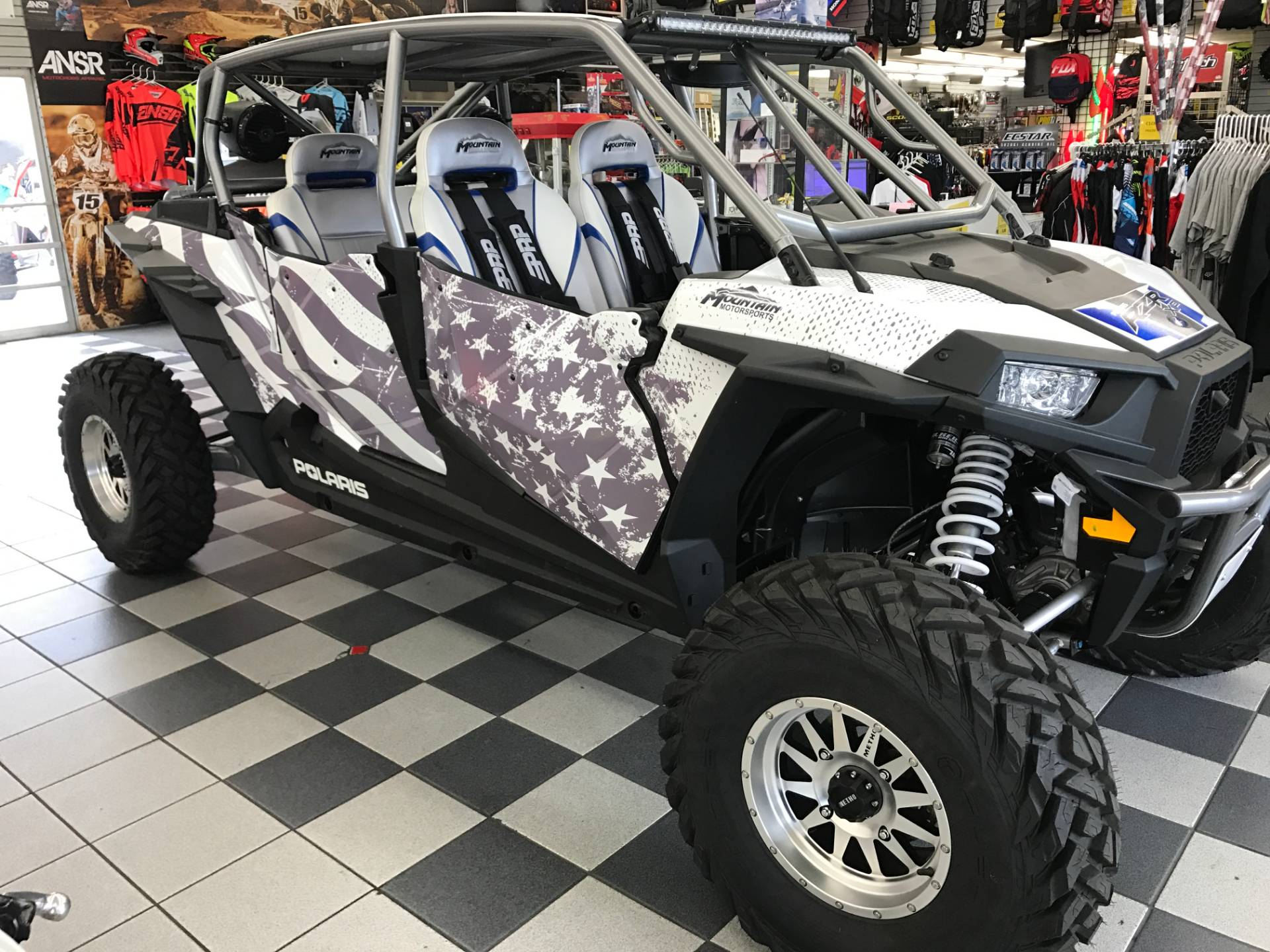 2017 Polaris RZR XP 4 1000 EPS for sale 5857