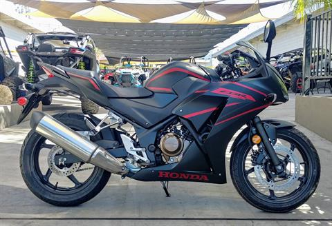 2020 Honda CBR300R in Ontario, California - Photo 3