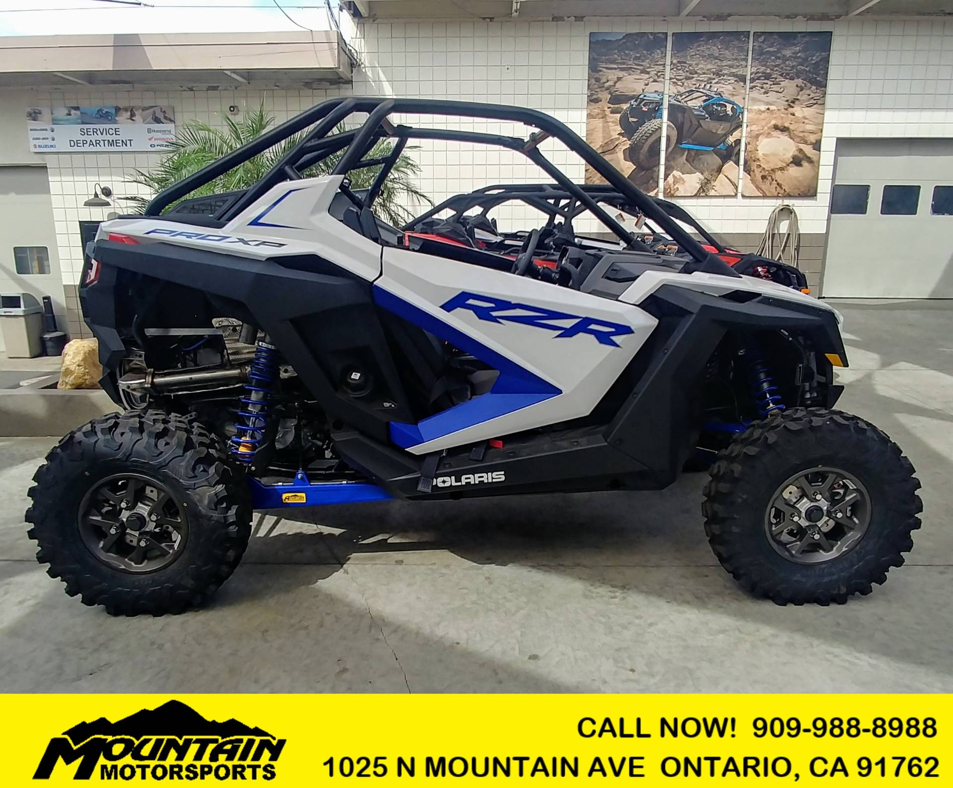 2020 Polaris RZR Pro XP Premium in Ontario, California - Photo 1