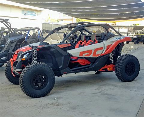 2021 Can-Am Maverick X3 X RC Turbo in Ontario, California - Photo 2