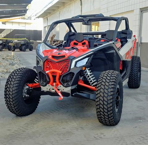 2021 Can-Am Maverick X3 X RC Turbo in Ontario, California - Photo 5