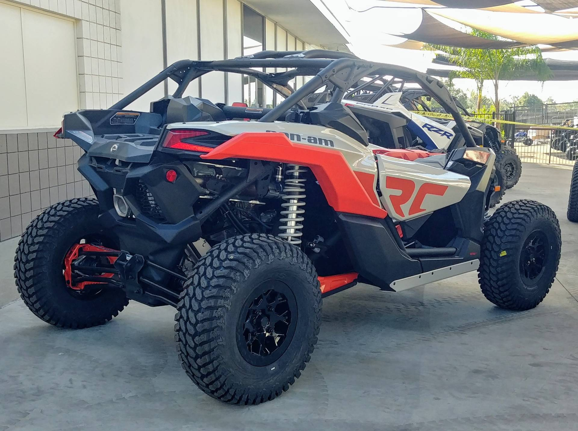 2021 Can-Am Maverick X3 X RC Turbo in Ontario, California - Photo 8