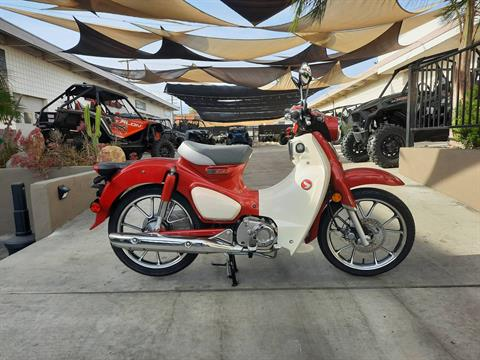 2021 Honda Super Cub C125 ABS in Ontario, California - Photo 2