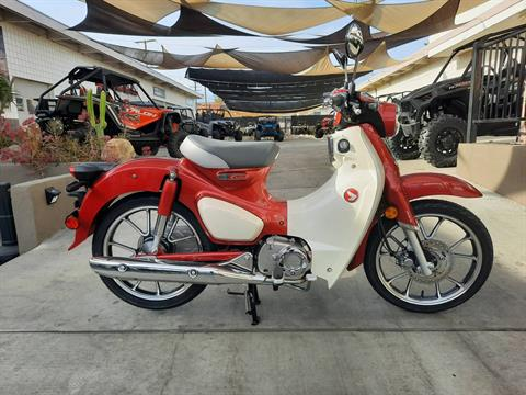 2021 Honda Super Cub C125 ABS in Ontario, California - Photo 3