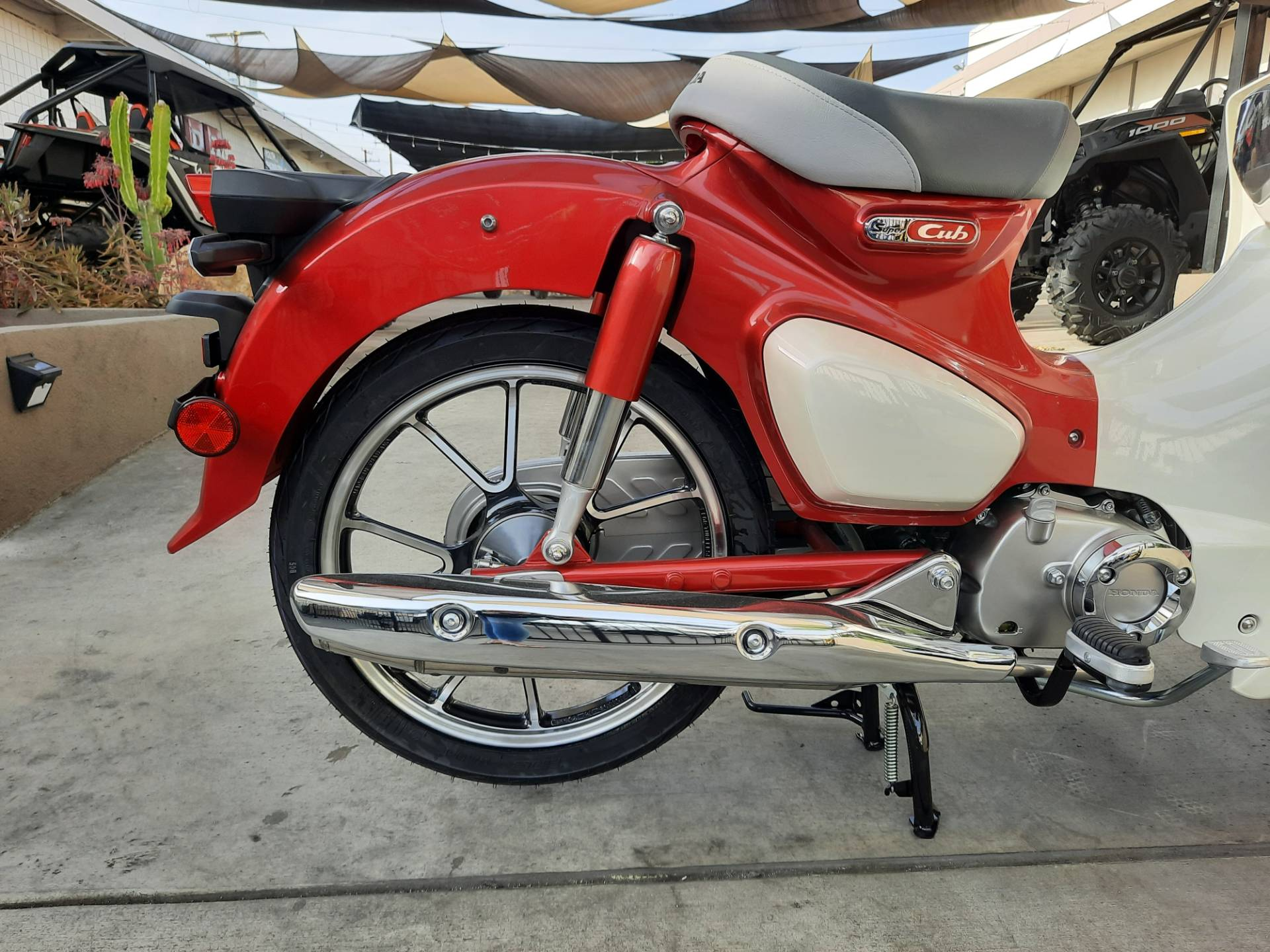 2021 Honda Super Cub C125 ABS in Ontario, California - Photo 7
