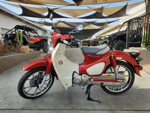 2021 Honda Super Cub C125 ABS in Ontario, California - Photo 9