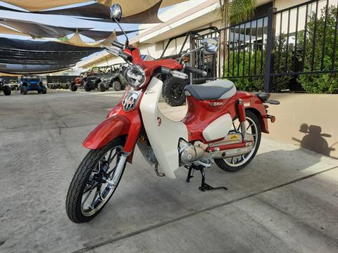 2021 Honda Super Cub C125 ABS in Ontario, California - Photo 10