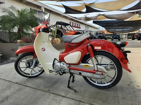 2021 Honda Super Cub C125 ABS in Ontario, California - Photo 11