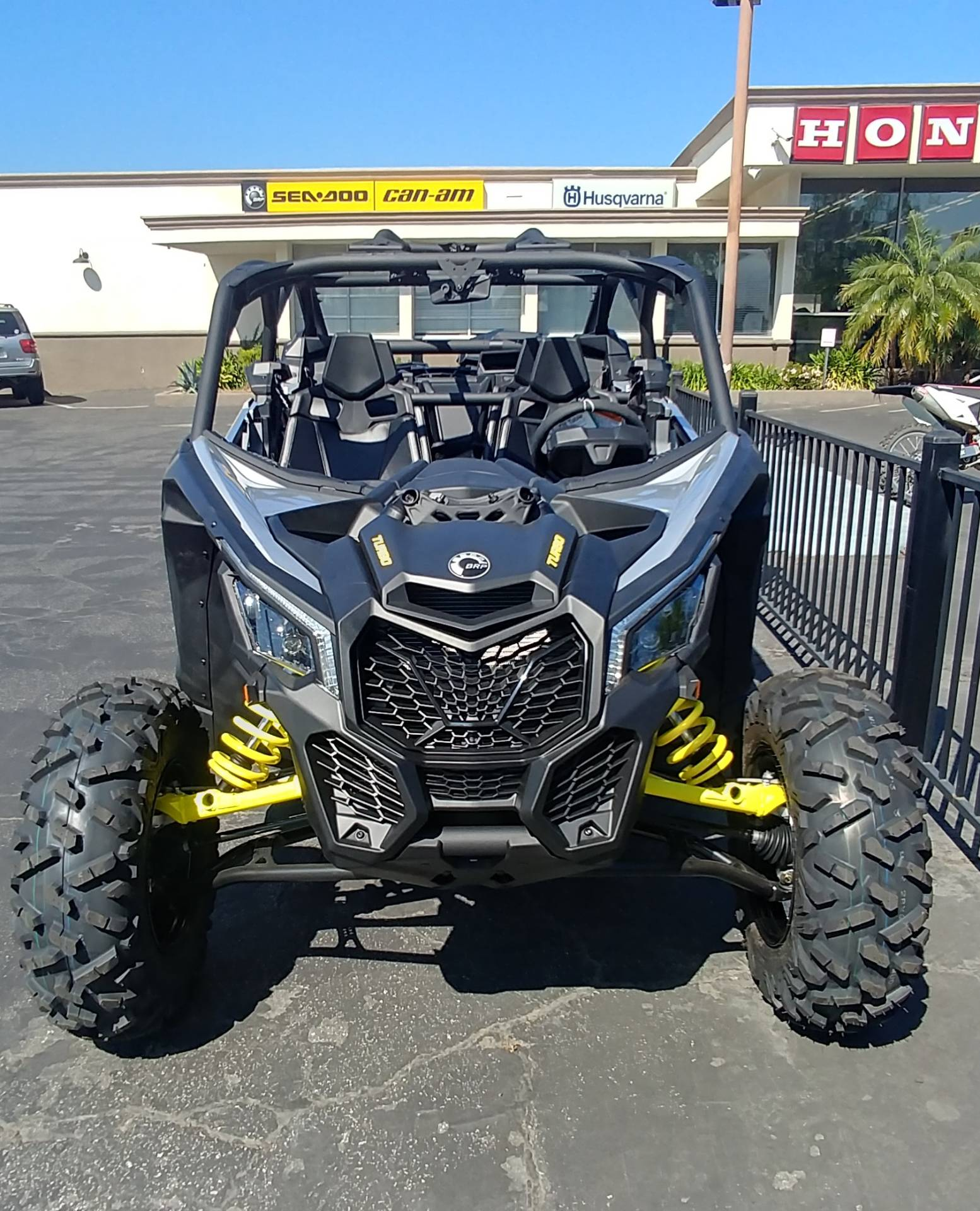 2019 Can-Am Maverick X3 Max Turbo in Ontario, California - Photo 6