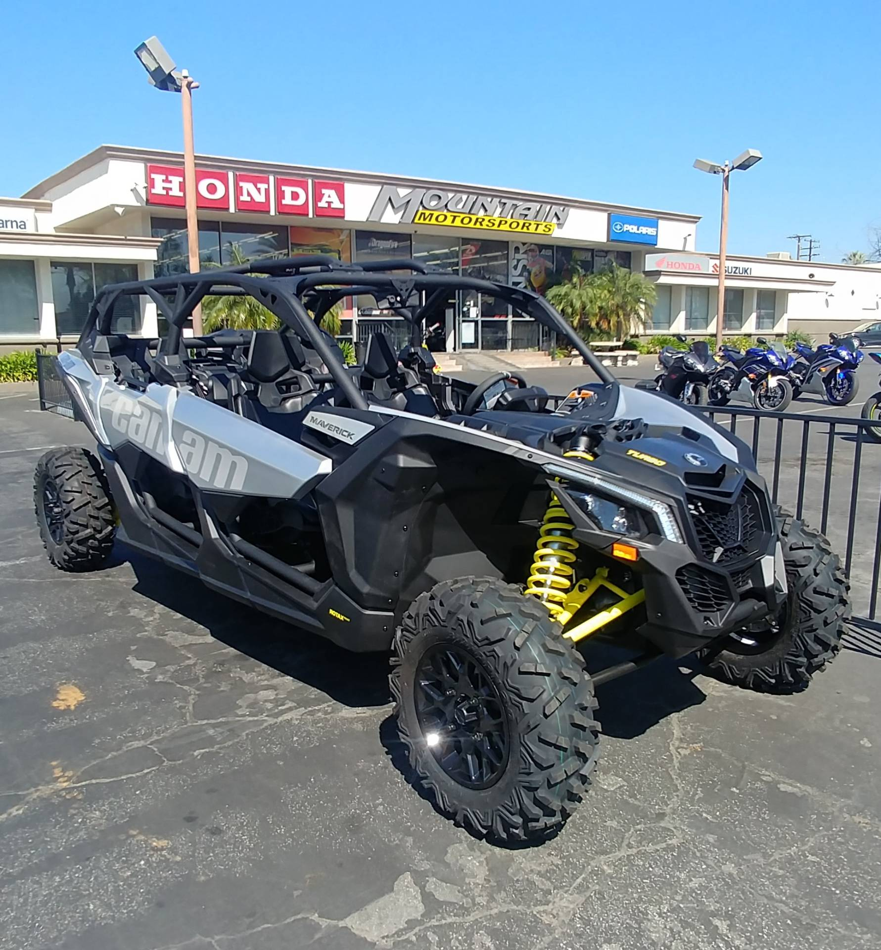 2019 Can-Am Maverick X3 Max Turbo in Ontario, California - Photo 8