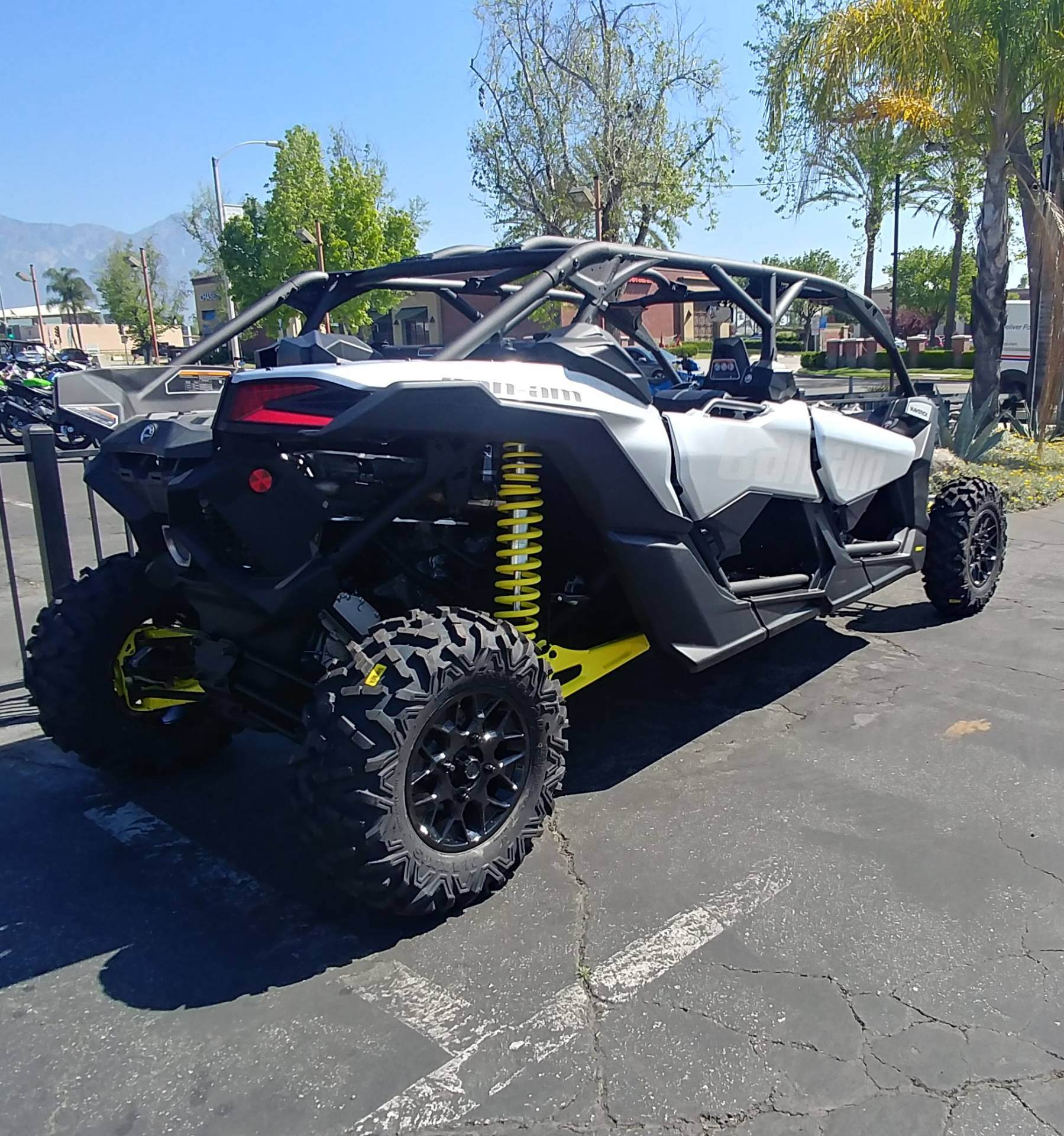 2019 Can-Am Maverick X3 Max Turbo in Ontario, California