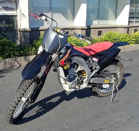 2013 Suzuki RM-Z450 in Ontario, California - Photo 3